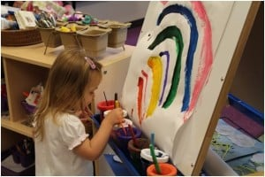 Drawing, painting and art improves fine motor coordination