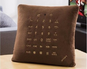12 Remote Control Pillow