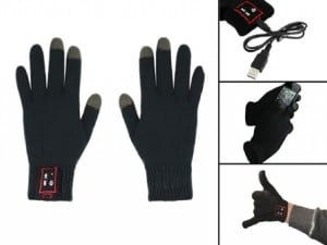13 Bluetooth Gloves