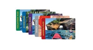 14 Annual Pass to National Parks