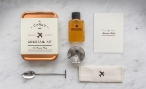 25 Carry-On Cocktail Kit